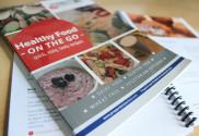 printed recipe books